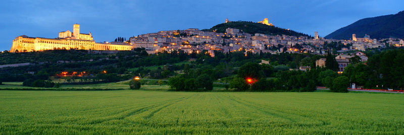 Assisi (18km)